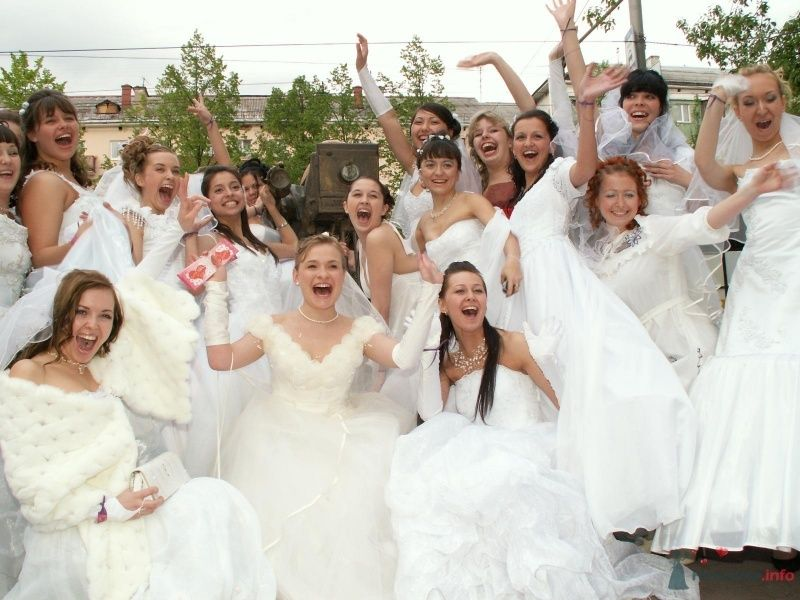 Фото 68995 в коллекции Свадебный Flashmob 1.  - Организатор торжеств Антон Уткин