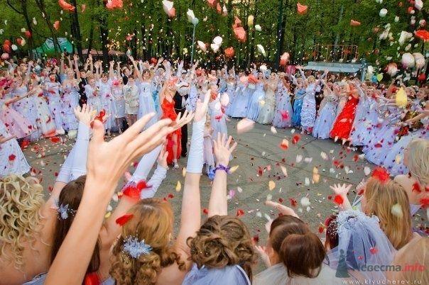"""Фото 69005 в коллекции Свадебный Flashmob 2 """"гламур и брутальность"""" - Организатор торжеств Антон Уткин"""