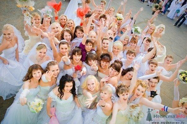 """Фото 69008 в коллекции Свадебный Flashmob 2 """"гламур и брутальность"""" - Организатор торжеств Антон Уткин"""