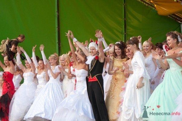 """Фото 69012 в коллекции Свадебный Flashmob 2 """"гламур и брутальность"""" - Организатор торжеств Антон Уткин"""
