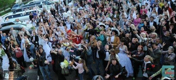 """Фото 69023 в коллекции Свадебный Flashmob 2 """"гламур и брутальность"""""""