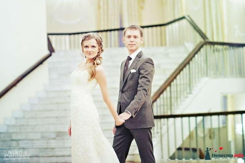 Фото 101379 в коллекции Свадебное портфолио - Свадебный фотограф Никита Полосов