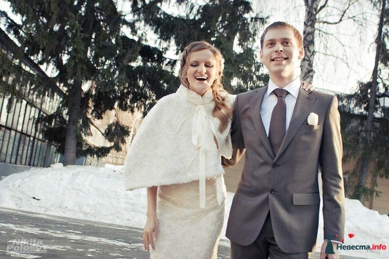 Фото 101380 в коллекции Свадебное портфолио - Свадебный фотограф Никита Полосов