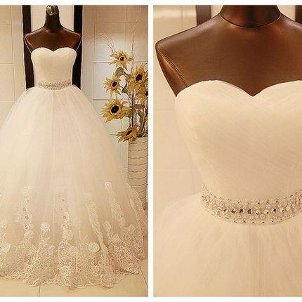 Свадебное платье H12