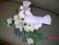 цена 4000руб. т.8-951-86-88-187 - фото 70380 Украшения на свадебные авто