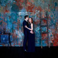 Нестандартное love story в фотостудии Cross Studios