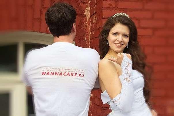 Заходите в гости - фото 3623465 Свадебные торты от Наталии Аржаковой