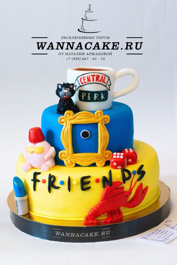 Фото 12003286 в коллекции Портфолио - Свадебные торты от Наталии Аржаковой