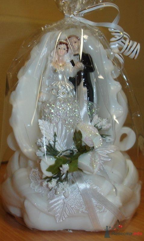 """Свечи """"Домашний очаг"""" - фото 67708 Shop-tranzit - свадебные аксессуары"""