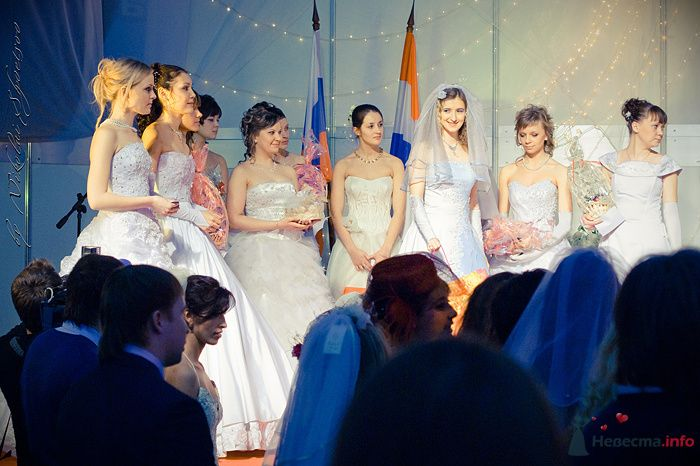 Фото 78832 в коллекции Парад Невест II - Фотограф Швецов Николай