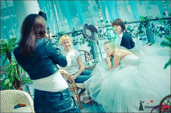 Фото 107724 в коллекции Первая выставка Свадебной фотографии в Перми - Фотограф Швецов Николай