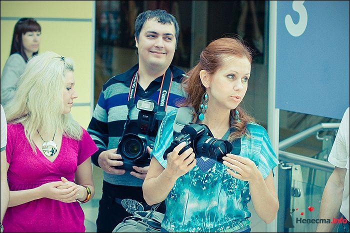Фото 107731 в коллекции Первая выставка Свадебной фотографии в Перми - Фотограф Швецов Николай
