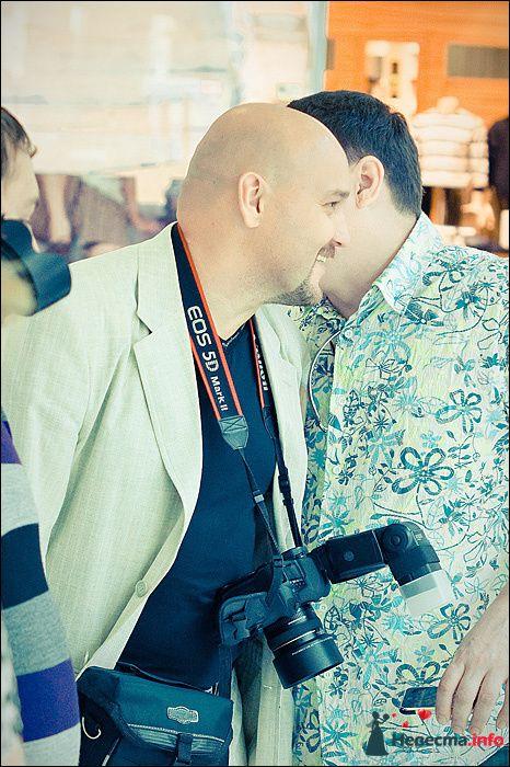 Фото 107759 в коллекции Первая выставка Свадебной фотографии в Перми - Фотограф Швецов Николай