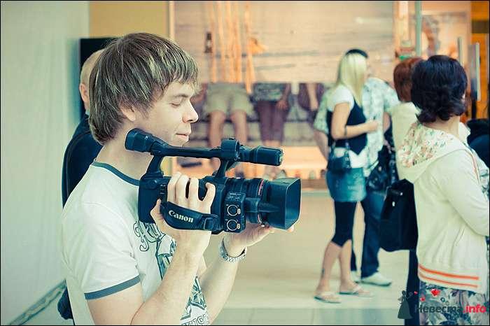 Фото 107763 в коллекции Первая выставка Свадебной фотографии в Перми - Фотограф Швецов Николай