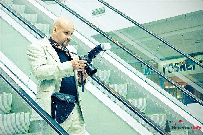 Фото 107775 в коллекции Первая выставка Свадебной фотографии в Перми - Фотограф Швецов Николай