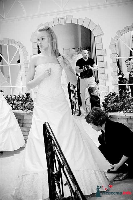 Фото 107813 в коллекции Первая выставка Свадебной фотографии в Перми - Фотограф Швецов Николай
