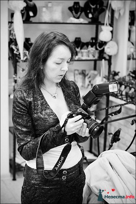 Фото 107817 в коллекции Первая выставка Свадебной фотографии в Перми - Фотограф Швецов Николай