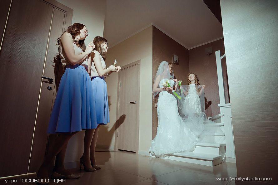 Раннее утро. Она просыпается и понимает, что настал тот самый день. День, о котором она так мечтала, день полный любви и волшебства...И в это утро все подчинено только ей одной – утонченной, женственной, элегантной. Сегодня она невеста. И это ее утро особ - фото 17062708 Фотограф Швецов Николай