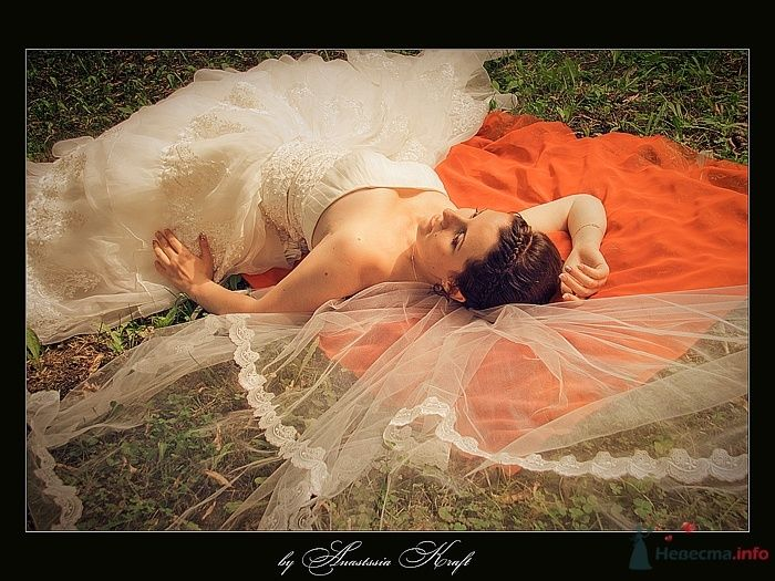 Фото 67572 в коллекции Wedding 2009