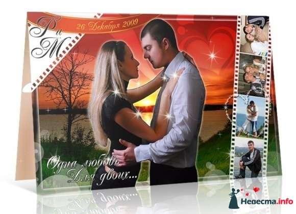 Свадебные приглашения в Саратове - фото 83048 Молодоженам.Ру - Фото и видеосъемка