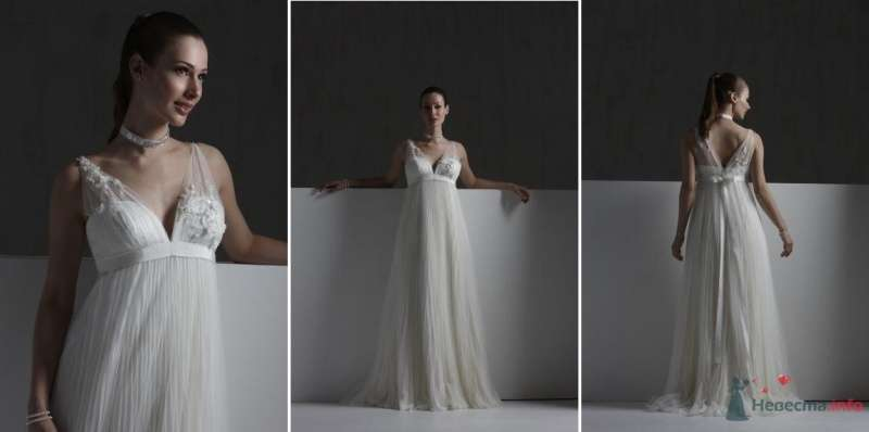 Sincerity - Sweetheart gowns - 5900 - фото 69577 Snow