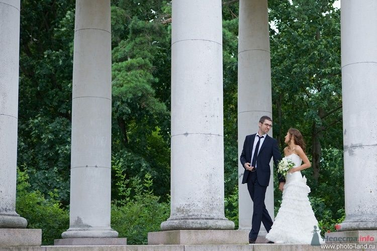 Фото 64244 в коллекции Свадьба Людмилы и Кирилла - Свадебные фотоистории от Андрея Егорова