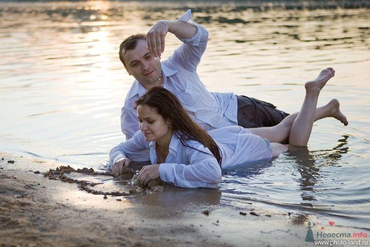 Фото 66738 в коллекции Пляжная лавстори Леры и Димы - Свадебные фотоистории от Андрея Егорова