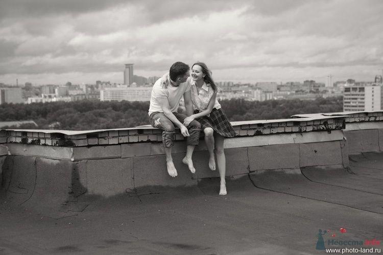 Фото 69166 в коллекции Над Москвой - Свадебные фотоистории от Андрея Егорова