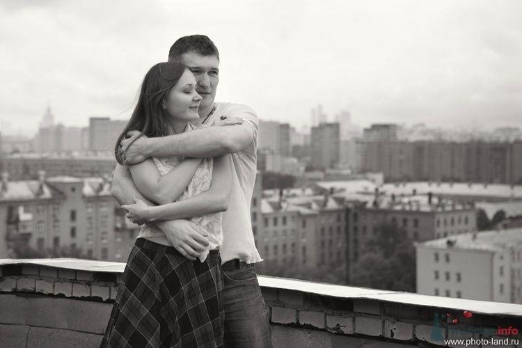 Фото 69167 в коллекции Над Москвой - Свадебные фотоистории от Андрея Егорова
