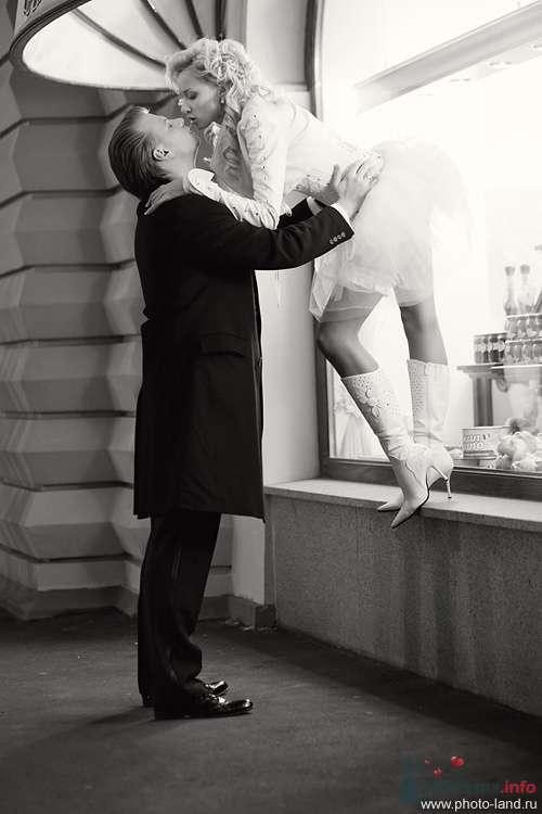 Елена и Александр (ГУМ, Москва) - фото 70708 Свадебные фотоистории от Андрея Егорова
