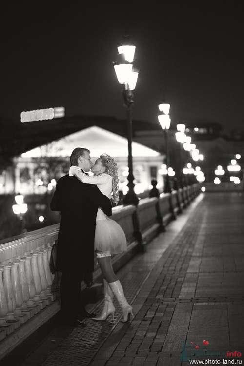 Елена и Александр (ГУМ, Москва) - фото 70711 Свадебные фотоистории от Андрея Егорова