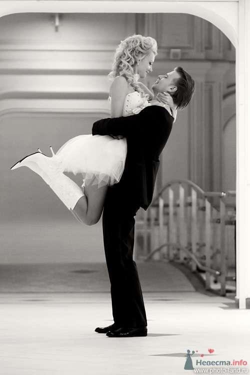 Елена и Александр (ГУМ, Москва) - фото 70727 Свадебные фотоистории от Андрея Егорова