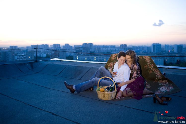 Лавстори. Москва - фото 88530 Свадебные фотоистории от Андрея Егорова