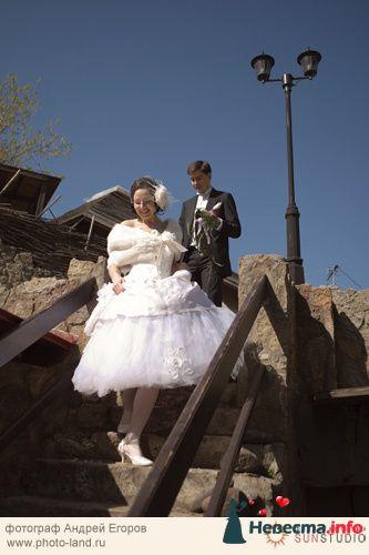 Свадебная прогулка по улочкам Москвы - фото 91238 Свадебные фотоистории от Андрея Егорова