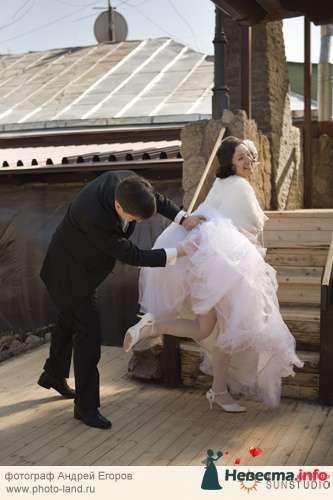 Свадебная прогулка по улочкам Москвы - фото 91242 Свадебные фотоистории от Андрея Егорова