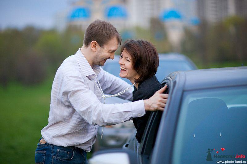 Счастливые будни Анны и Владимира - фото 103638 Свадебные фотоистории от Андрея Егорова