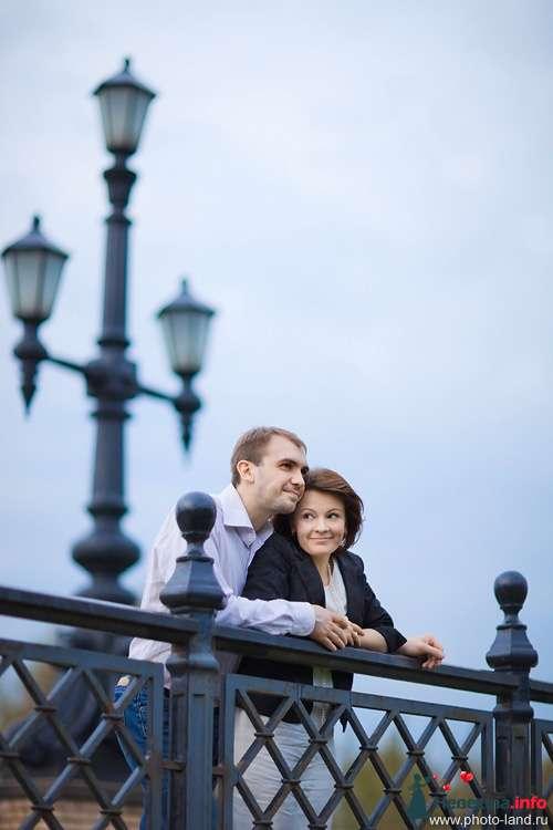 Счастливые будни Анны и Владимира - фото 103650 Свадебные фотоистории от Андрея Егорова
