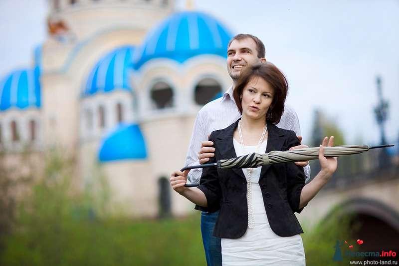 Счастливые будни Анны и Владимира - фото 103655 Свадебные фотоистории от Андрея Егорова