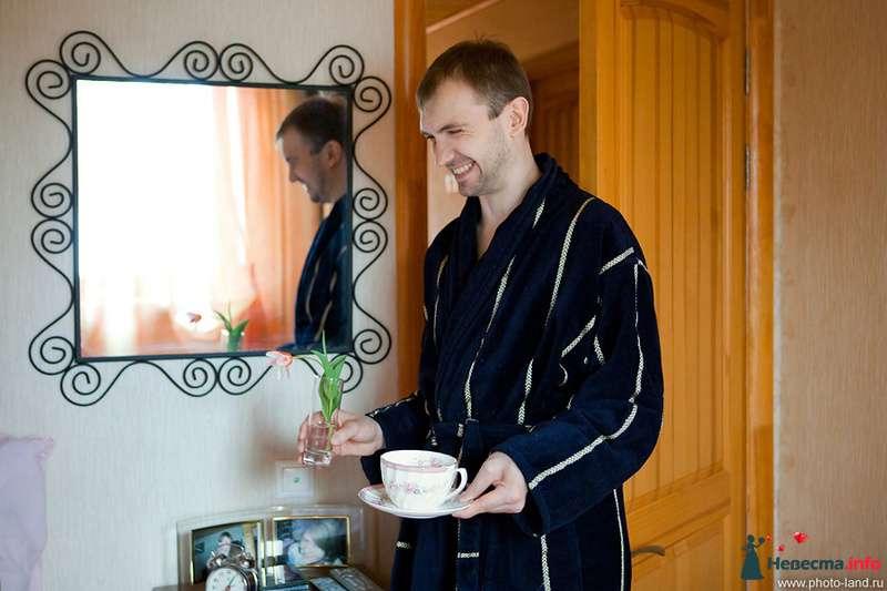 Счастливые будни Анны и Владимира - фото 103673 Свадебные фотоистории от Андрея Егорова