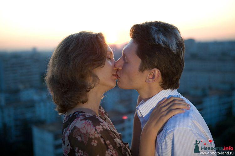 Love Story на крыше - фото 94842 Свадебные фотоистории от Андрея Егорова