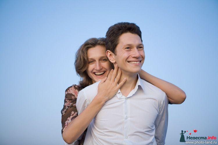 Love Story на крыше - фото 94850 Свадебные фотоистории от Андрея Егорова