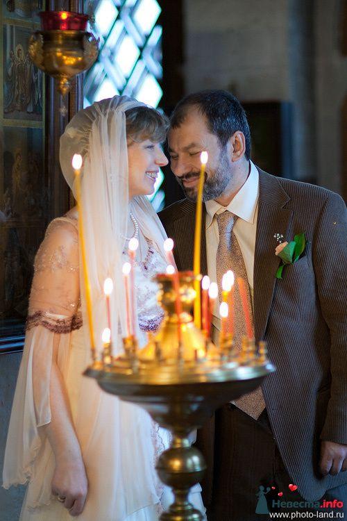 Венчание. Москва - фото 96374 Свадебные фотоистории от Андрея Егорова