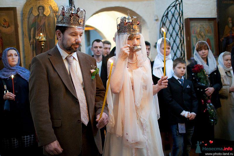 Венчание. Москва - фото 96421 Свадебные фотоистории от Андрея Егорова