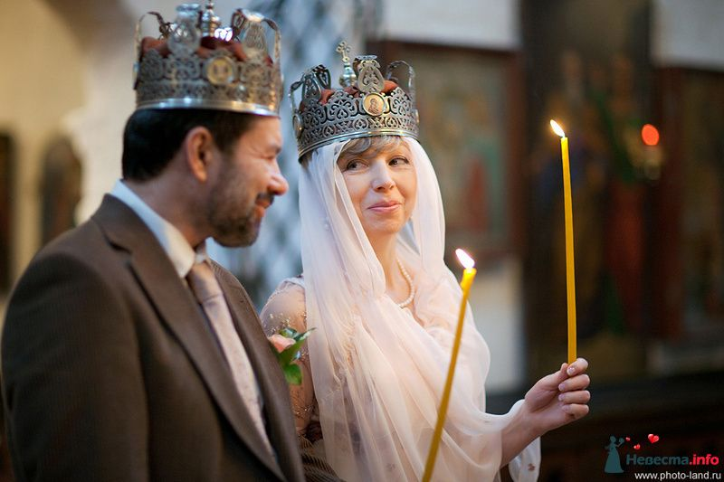 Венчание. Москва