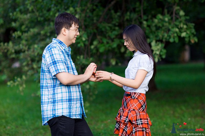 Фото 113246 в коллекции Поднебесная Love Story Ли и Фан - Свадебные фотоистории от Андрея Егорова