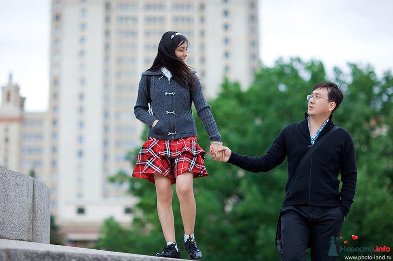 Фото 113295 в коллекции Поднебесная Love Story Ли и Фан - Свадебные фотоистории от Андрея Егорова