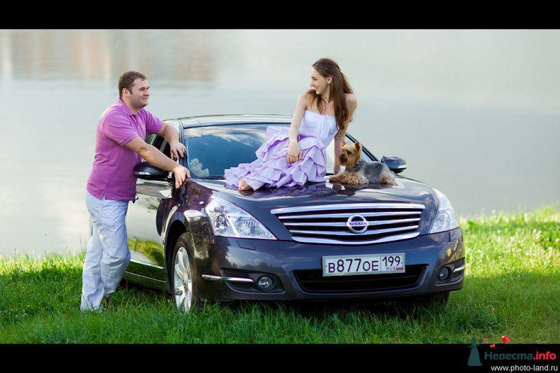 Парковая, семейная - фото 113320 Свадебные фотоистории от Андрея Егорова