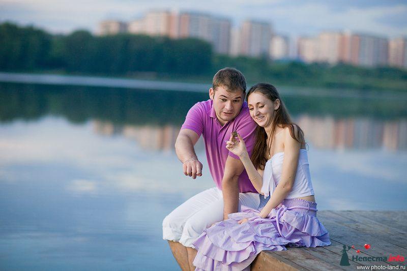 Фото 115339 в коллекции Антон и Ольга (предсвадебная лавстори) - Свадебные фотоистории от Андрея Егорова