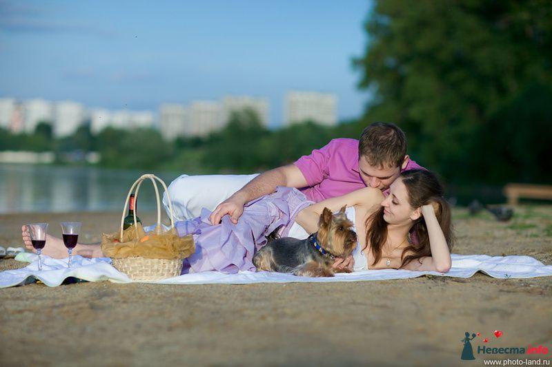 Фото 115384 в коллекции Антон и Ольга (предсвадебная лавстори) - Свадебные фотоистории от Андрея Егорова