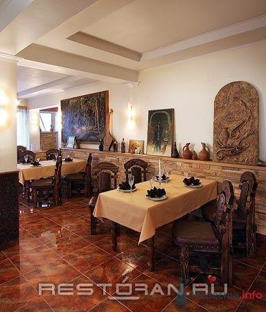 Фото 21651 в коллекции Ресторан